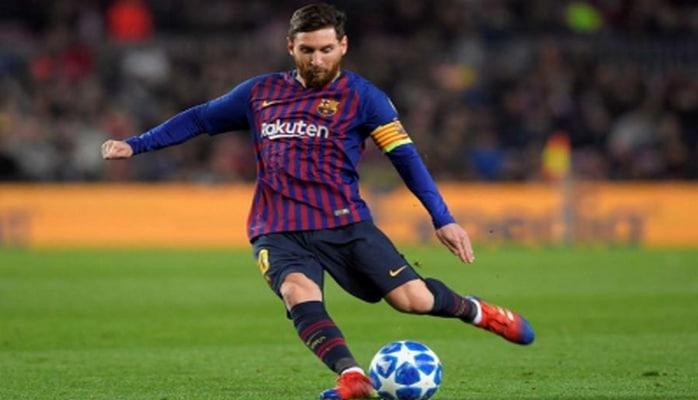 """""""Manenin dördüncü olması ayıbdır"""" - Messi"""