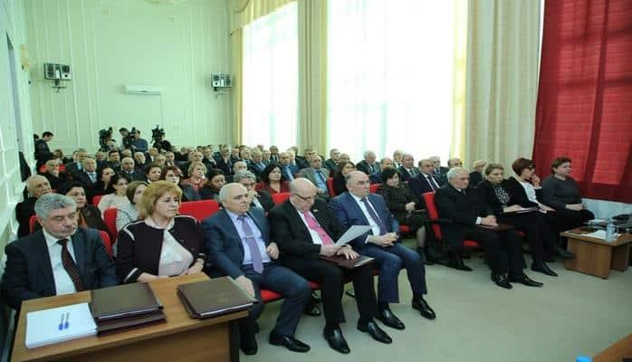 Cостоялось очередное заседание Президиума Национальной Академии наук Азербайджана