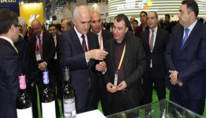 """""""Şanxayda Azərbaycan Şərab Evi açılıb"""" - Nazir"""