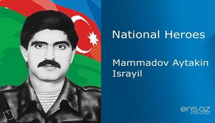 Mammadov Aytakin Israyil