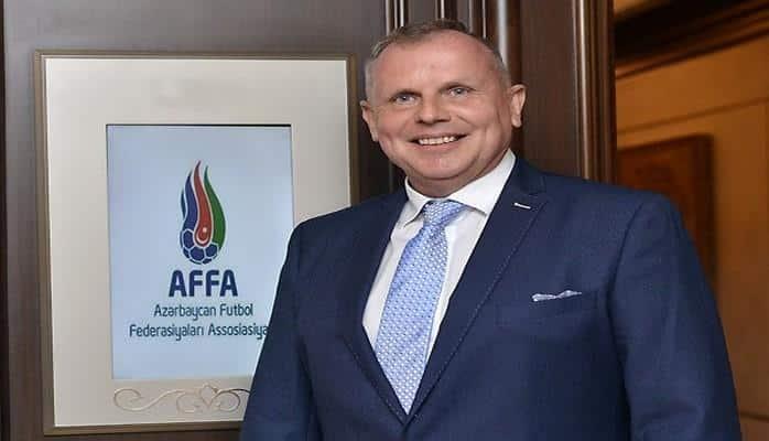 Представитель АФФА получил назначение на матч Лиги Европы
