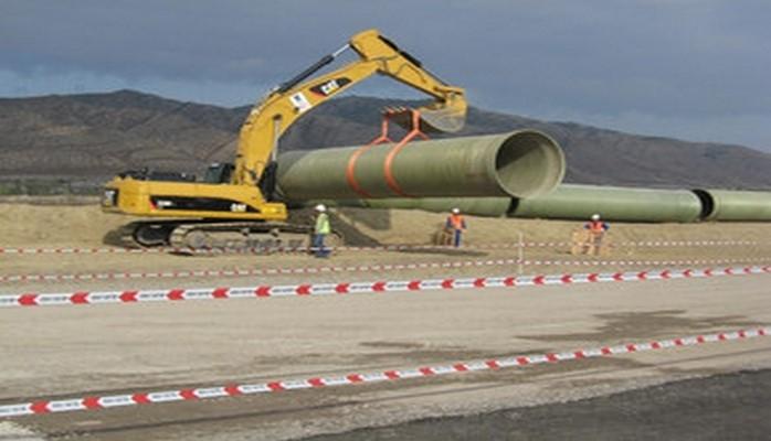 На строительство коллектора Баил-Бибиэйбат-Локбатан выделено 3 млн манатов