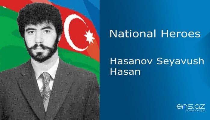 Hasanov Seyavush Hasan