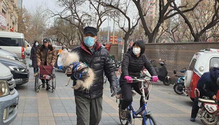 В провинции Хубэй ограничили движение транспорта из-за коронавируса