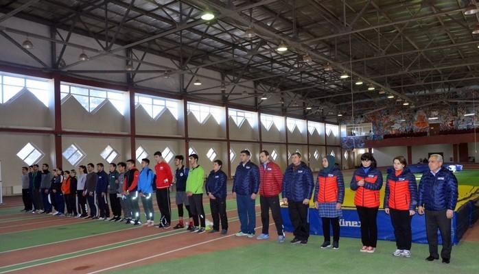 Respublika Olimpiya Mərkəzində atletika üzrə Antipov memorialı keçiriləcək