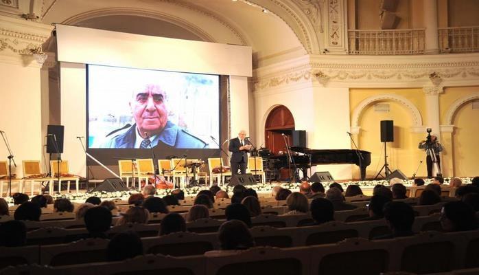 Xalq yazıçısı Hüseyn İbrahimovun 100 illik yubileyi qeyd olundu