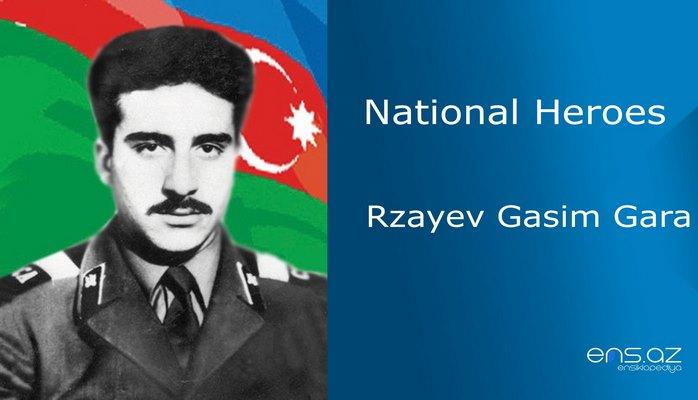 Rzayev Gasim Gara