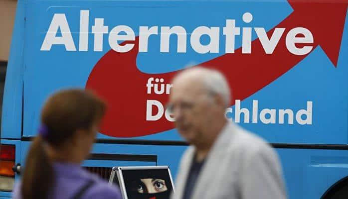 АдГ стала самой популярной партией на востоке Германии, показал опрос
