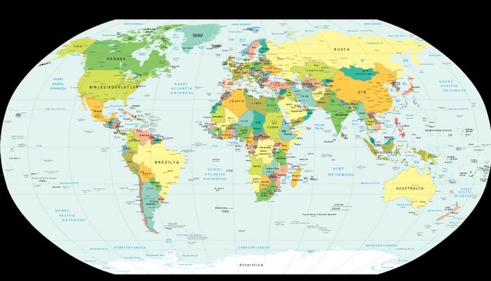 Ülkeler listesi