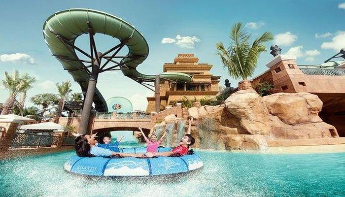 25 лучших аквапарков в мире