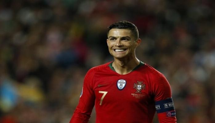 Роналду хочет побить мировой рекорд по голам в составе сборной