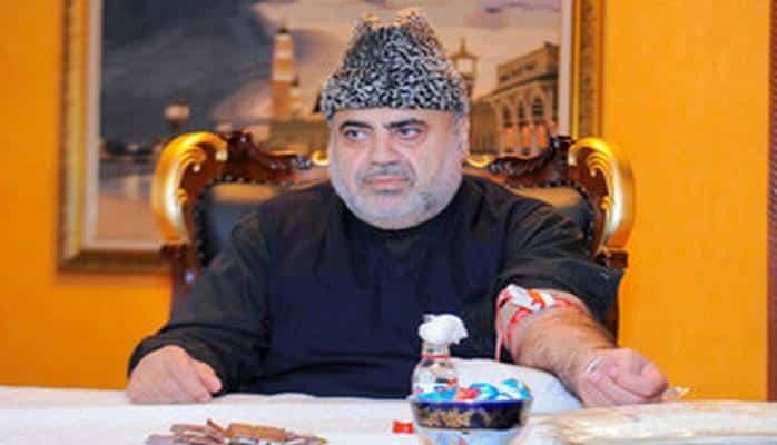 Аллахшукюр Пашазаде принял участие в акции по сдаче крови в день Ашуры