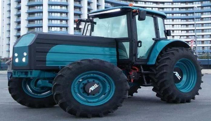В Турции впервые наладят производство тракторов с электродвигателями