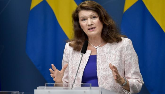 Глава МИД Швеции совершит визит в Азербайджан