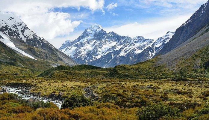 Yerin altında inanılmaz tapıntı: Orada da dağlar varmış