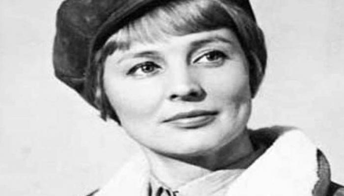 Умерла вдова Олега Ефремова - актриса Алла Покровская