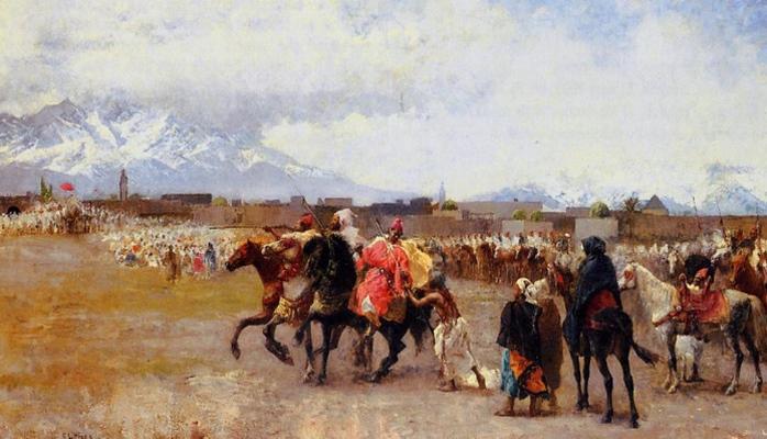 О походе Салмана ибн Раби'а ал-Бахили в страну Азербайджан (645-646 гг.)