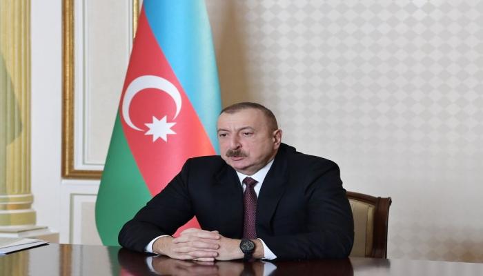 Президент Ильхам Алиев: Считаю, что в нынешних условиях защита уязвимых слоев населения является важнейшим вопросом