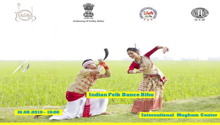 Индийские танцы в Баку