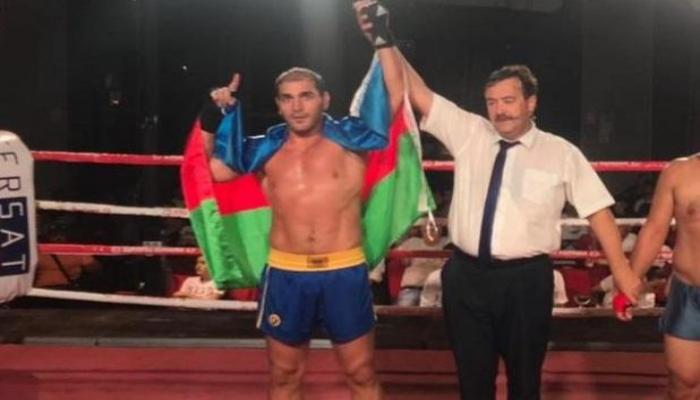 Азербайджанец в четвертый раз стал чемпионом мира