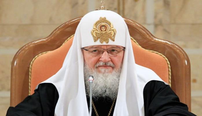 Патриарх Московский и всея Руси Кирилл выразил благодарность Президенту Ильхаму Алиеву