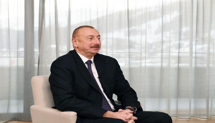 Президент Азербайджана: Наш план заключается в создании новых возможностей и источников дохода кроме нефтегазового сектора