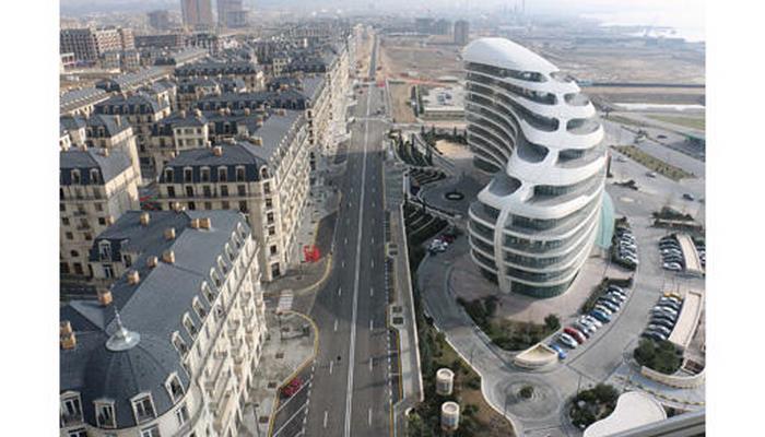 Определено место строительства станции метро на территории Baku White City