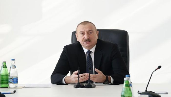 Президент Ильхам Алиев: Азербайджанское государство придает огромное значение волонтерскому движению