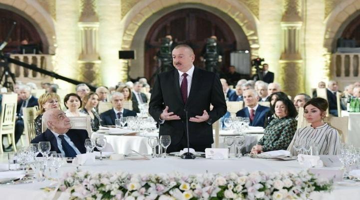 Azərbaycan üçün ən gözəl şərtləri əldə etdik - Prezident