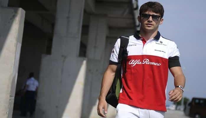 Леклер заменит Райкконена в составе команды Формулы 1 «Феррари» со следующего сезона