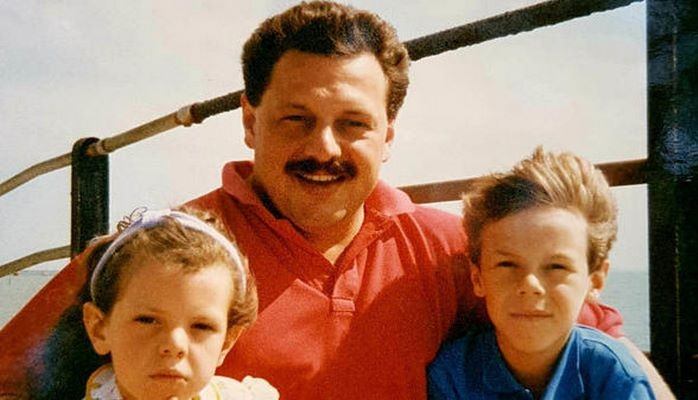 I'm Pablo Escobar's first son who was kept hidden from the world