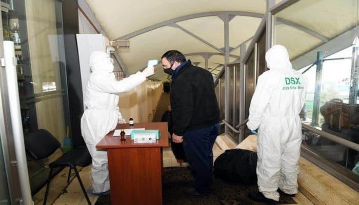 Вернувшиеся из России в Азербайджан граждане помещены в карантин