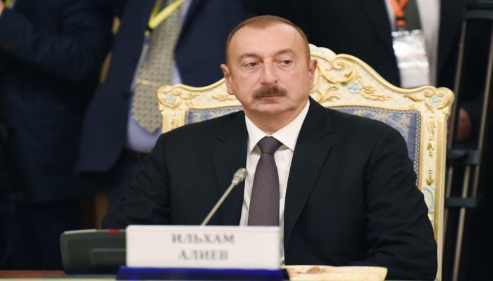 Ильхам Алиев и внешняя политика Азербайджана