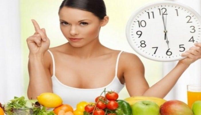 Редкие приёмы пищи приводят к излишнему весу