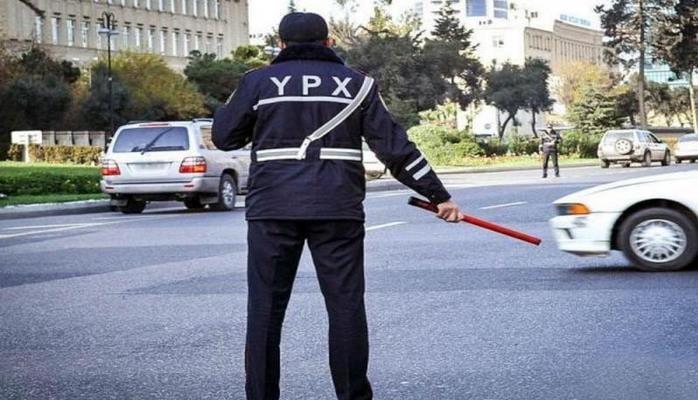 Эти водители будут оштрафованы на 40 манатов - Предупреждение дорожной полиции
