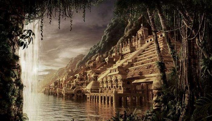 Эльдорадо - мифический город золотоискателей