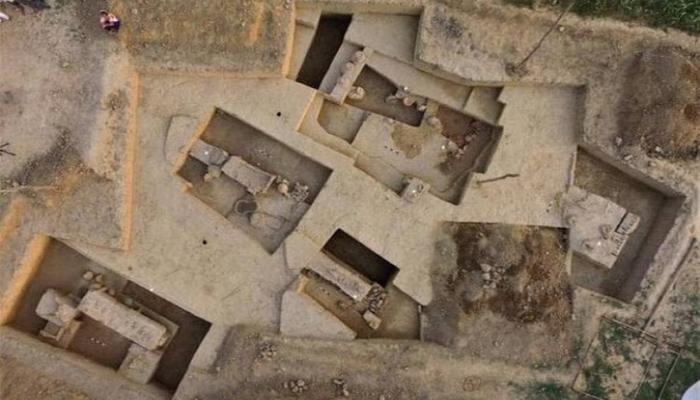 Hindistanlı arxeoloqlar 4000 illik müqəddəs sərdabə aşkar ediblər