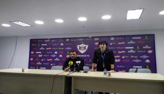 Qurban Qurbanov yeni futbolçular axtarır