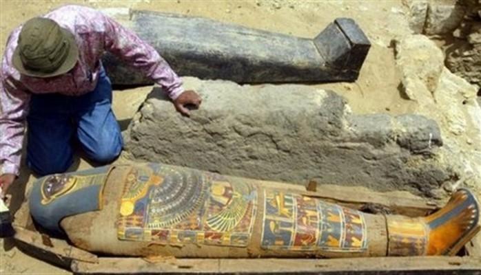 В Египте найдено 20 гробниц