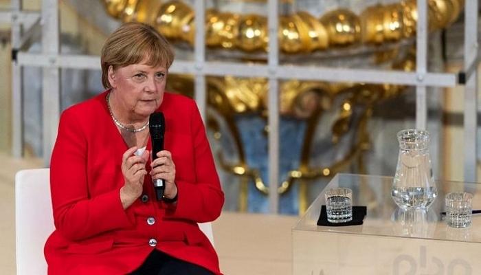 Merkel: Irak'ta bağımsız Kürt devleti kurulmasına karşıyım