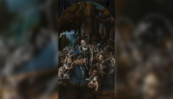 Leonardo da Vinçinin əsərində gizli təsvirlər aşkar olundu