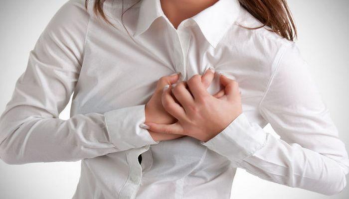 Названа одна из причин возникновения инфаркта до 65 лет