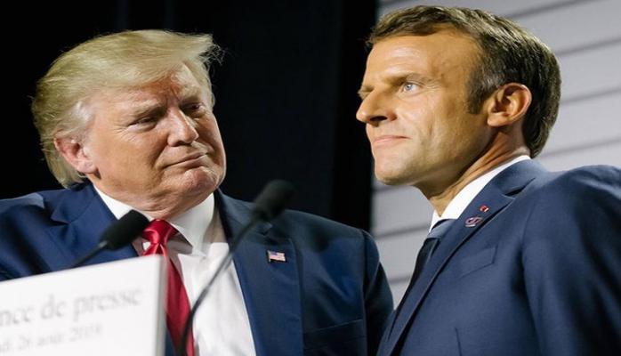 Макрон и Трамп встретятся до саммита НАТО в Лондоне