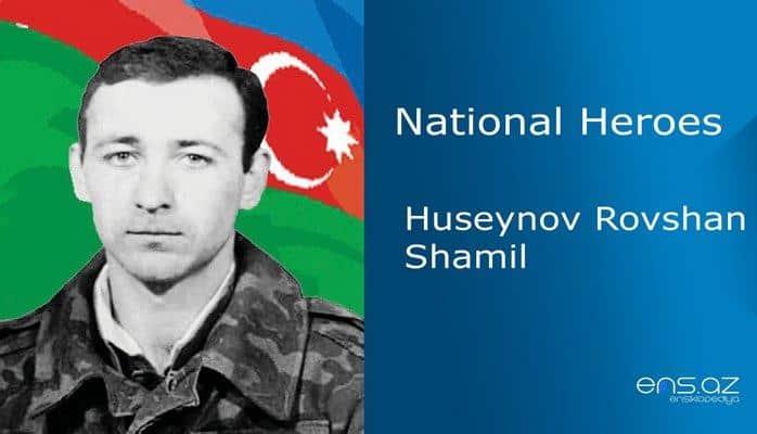 Huseynov Rovshan Shamil