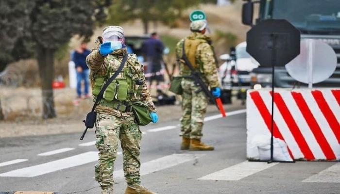 В Грузии отменили режим чрезвычайного положения и комендантский час