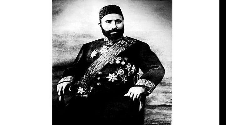 Сегодня день рождения Гаджи Зейналабдина Тагиева