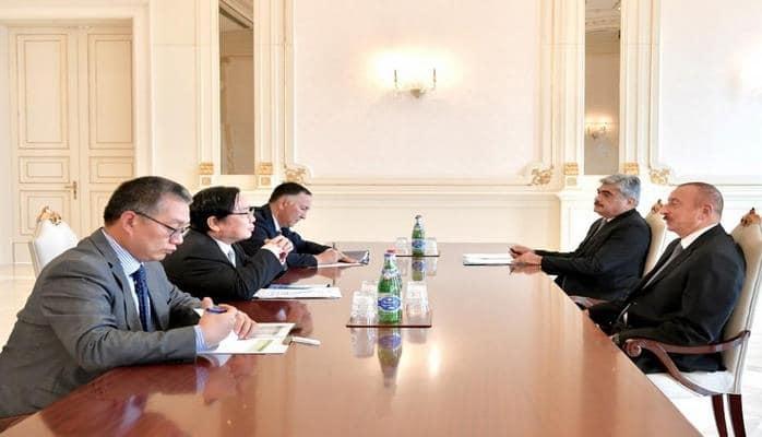 Президент Ильхам Алиев: Азербайджан заинтересован в поддержке АБР применения новых, современных технологий в налаживании ирригационных систем