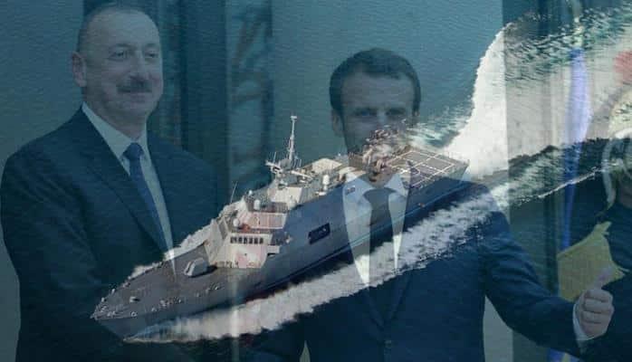 Makron İrəvanın arzusunu ürəyində qoydu: Azərbaycan 500 milyonluq silah alır