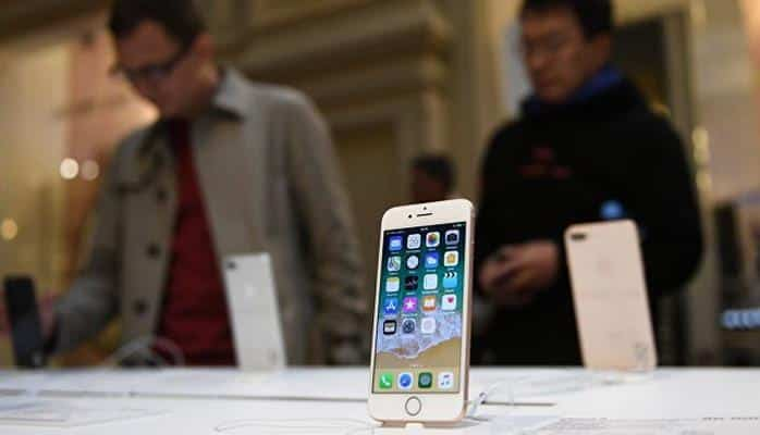 Apple признала дефект iPhone 8