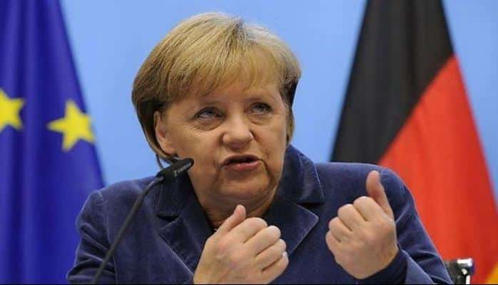 Merkel bloku dağılır: Nazir istefa ilə hədələdi